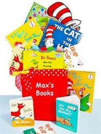 Dr. Seuss Books Gift Basket