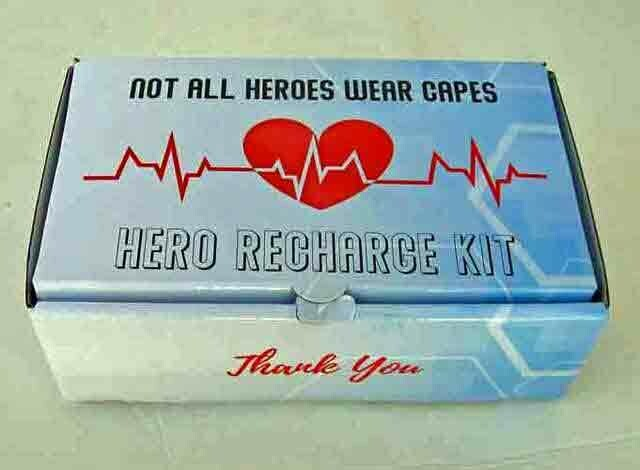 Thank You to Nurse or Doctor